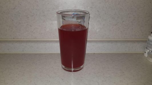 Cranberry pills clean urine