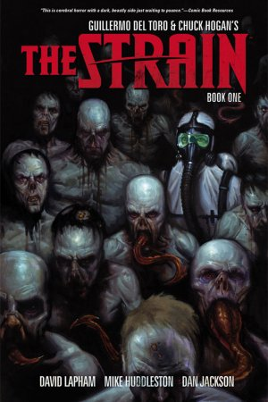 The strain channel