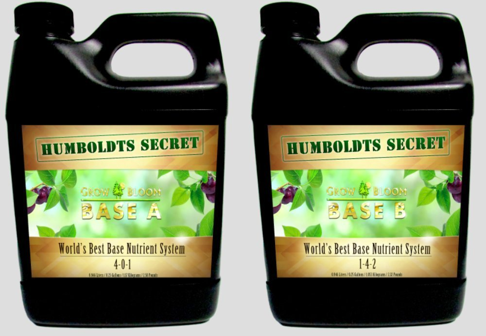 Hydroponic nutrients for cannabis