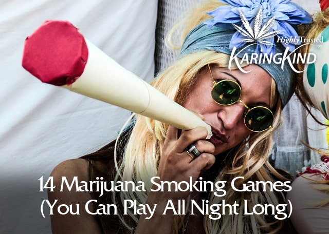 Weed rolling games