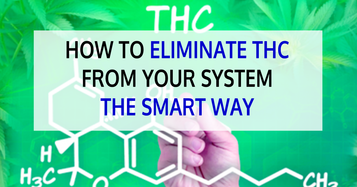 How to burn thc out of your system